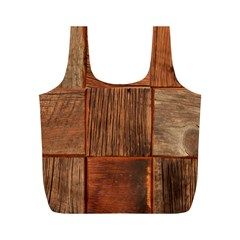 Barnwood Unfinished Full Print Recycle Bags (m)