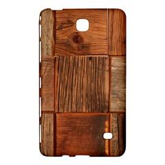 Barnwood Unfinished Samsung Galaxy Tab 4 (7 ) Hardshell Case