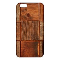 Barnwood Unfinished Iphone 6 Plus/6s Plus Tpu Case