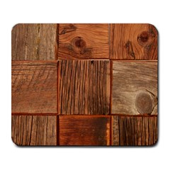 Barnwood Unfinished Large Mousepads