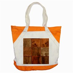Barnwood Unfinished Accent Tote Bag