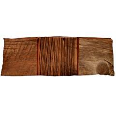 Barnwood Unfinished Body Pillow Case (dakimakura)