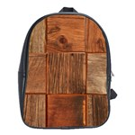 Barnwood Unfinished School Bags (XL)  Front