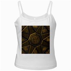 Aztec Runes Ladies Camisoles