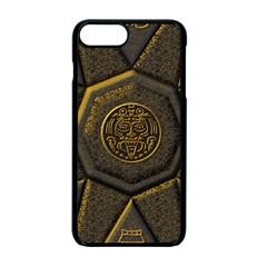 Aztec Runes Apple Iphone 7 Plus Seamless Case (black)