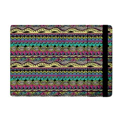 Aztec Pattern Cool Colors Apple Ipad Mini Flip Case