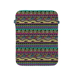 Aztec Pattern Cool Colors Apple Ipad 2/3/4 Protective Soft Cases