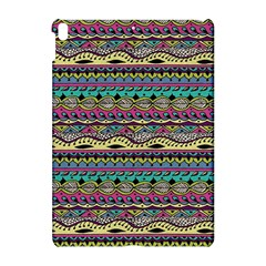 Aztec Pattern Cool Colors Apple Ipad Pro 10 5   Hardshell Case