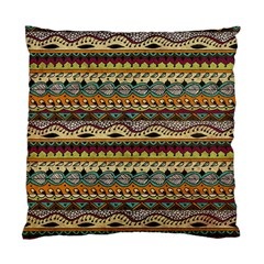 Aztec Pattern Ethnic Standard Cushion Case (one Side)