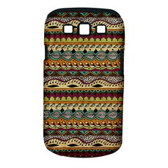 Aztec Pattern Ethnic Samsung Galaxy S Iii Classic Hardshell Case (pc+silicone)