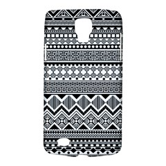 Aztec Pattern Design Galaxy S4 Active