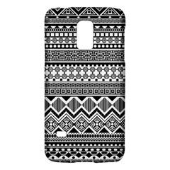 Aztec Pattern Design Galaxy S5 Mini