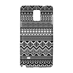 Aztec Pattern Design Samsung Galaxy Note 4 Hardshell Case