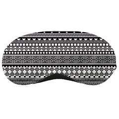 Aztec Pattern Design(1) Sleeping Masks