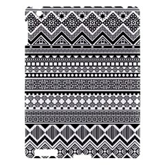 Aztec Pattern Design(1) Apple Ipad 3/4 Hardshell Case
