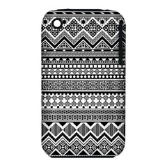 Aztec Pattern Design(1) Iphone 3s/3gs