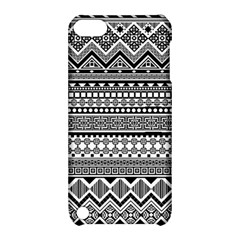 Aztec Pattern Design(1) Apple Ipod Touch 5 Hardshell Case With Stand
