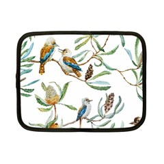 Australian Kookaburra Bird Pattern Netbook Case (small)