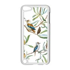 Australian Kookaburra Bird Pattern Apple Ipod Touch 5 Case (white)