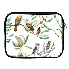 Australian Kookaburra Bird Pattern Apple Ipad 2/3/4 Zipper Cases