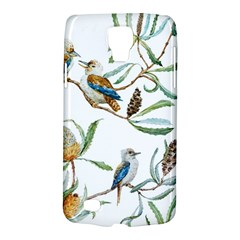 Australian Kookaburra Bird Pattern Galaxy S4 Active