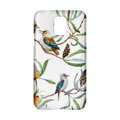 Australian Kookaburra Bird Pattern Samsung Galaxy S5 Hardshell Case