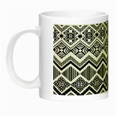 Aztec Design  Pattern Night Luminous Mugs