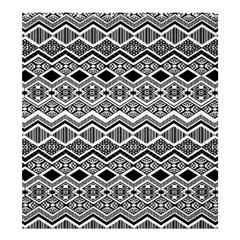 Aztec Design  Pattern Shower Curtain 66  X 72  (large)