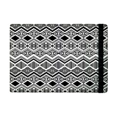 Aztec Design  Pattern Apple Ipad Mini Flip Case