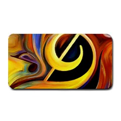 Art Oil Picture Music Nota Medium Bar Mats