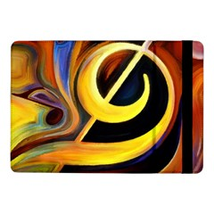 Art Oil Picture Music Nota Samsung Galaxy Tab Pro 10 1  Flip Case