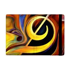 Art Oil Picture Music Nota Ipad Mini 2 Flip Cases