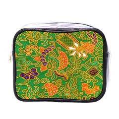 Art Batik The Traditional Fabric Mini Toiletries Bags