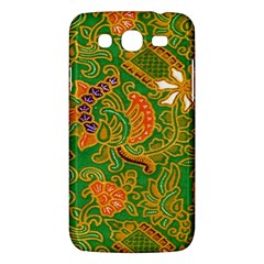 Art Batik The Traditional Fabric Samsung Galaxy Mega 5 8 I9152 Hardshell Case