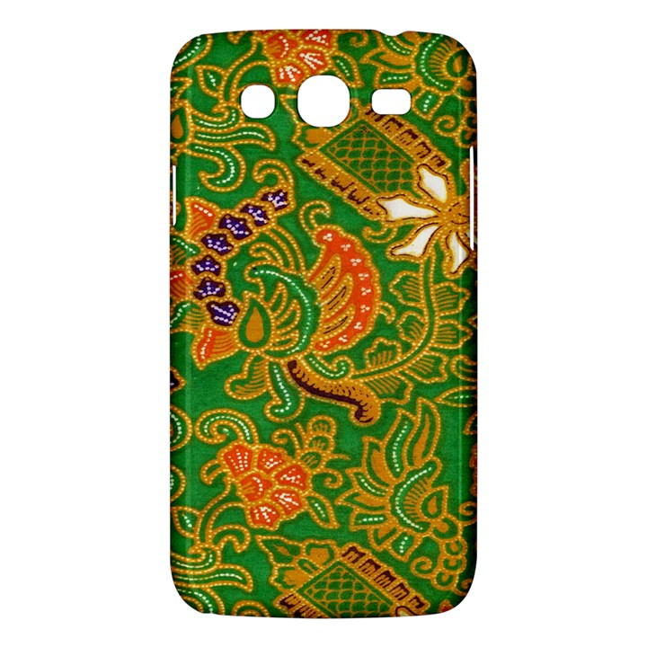 Art Batik The Traditional Fabric Samsung Galaxy Mega 5.8 I9152 Hardshell Case