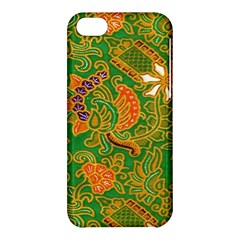 Art Batik The Traditional Fabric Apple Iphone 5c Hardshell Case