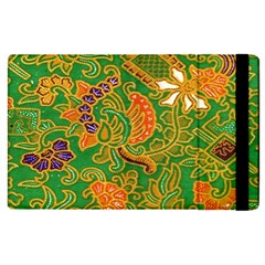 Art Batik The Traditional Fabric Apple Ipad Pro 9 7   Flip Case