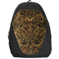 Art Indonesian Batik Backpack Bag