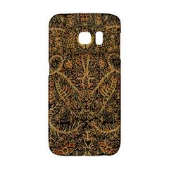 Art Indonesian Batik Galaxy S6 Edge