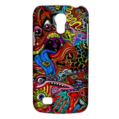Art Color Dark Detail Monsters Psychedelic Galaxy S4 Mini