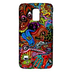 Art Color Dark Detail Monsters Psychedelic Galaxy S5 Mini