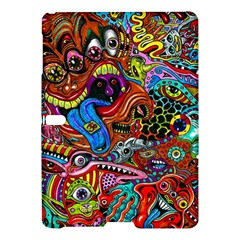 Art Color Dark Detail Monsters Psychedelic Samsung Galaxy Tab S (10 5 ) Hardshell Case