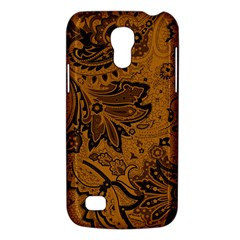 Art Traditional Batik Flower Pattern Galaxy S4 Mini