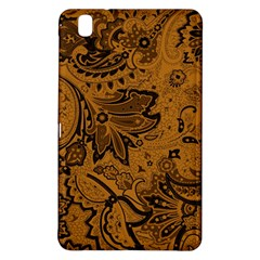 Art Traditional Batik Flower Pattern Samsung Galaxy Tab Pro 8 4 Hardshell Case