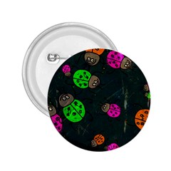 Abstract Bug Insect Pattern 2 25  Buttons