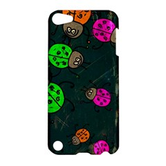 Abstract Bug Insect Pattern Apple Ipod Touch 5 Hardshell Case