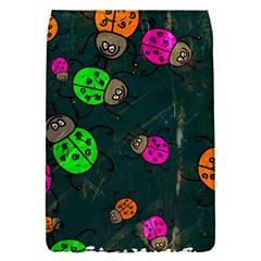 Abstract Bug Insect Pattern Flap Covers (s)