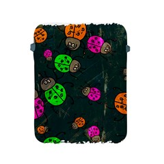 Abstract Bug Insect Pattern Apple Ipad 2/3/4 Protective Soft Cases