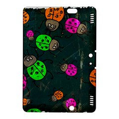 Abstract Bug Insect Pattern Kindle Fire Hdx 8 9  Hardshell Case