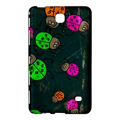 Abstract Bug Insect Pattern Samsung Galaxy Tab 4 (7 ) Hardshell Case